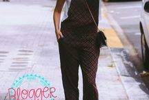 Jumpsuits / Fashion with one pice.