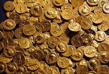 ANTİQUEN GOLD COİNS