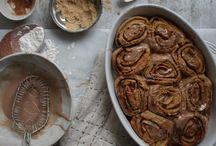 Autumnal recipes