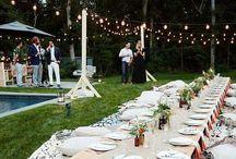 Backyard parties