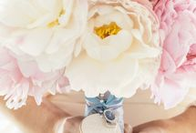 wedding flowers / by Christy Vang