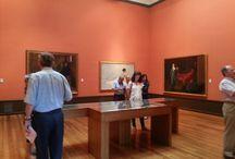 Museo Sorolla / Casa Museo del pittore Joaquín Sorolla a Madrid. La residenza madrilena dell'artista, esponente dell'impressionismo spagnolo