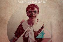P o s t e r / Carteles / Posters realizados por Fortuna Estudio   http://fortuna-e.mx/