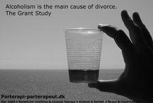 Alkoholproblemer | Parforhold | Parterapi / Alkohol, familie, parforhold & parterapi