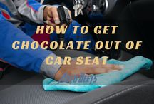 4 Simple Ways: How To Get Chocolate Out Of Car Seat?