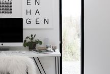 HEGE IN FRANCE BLOG / Interior design blog with a Nordic focus, neutral colours and green plants.