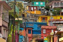 Puerto Rico - La Isla del Encanto