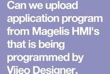 Magelis HMI
