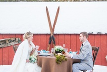 Weddings  - Winter / Winter Wedding Inspiration / by Wedding and Event Institute