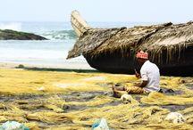 Pesca en Kovalam / Travel