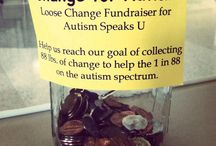 Autism Awareness and Fundraising