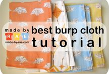 Patterns/Tutorials for Baby Items / by Covered By Design (Christine Hansen)