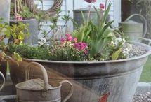 décorations jardin.