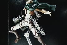 Attack on Titan / Collezione Action Figure