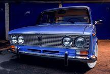 Russian Low Car