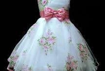 Vestido de florista