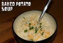 soups / by Brittnei Hernandez