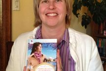 Awesome Readers  / Pictures of readers wtih my book! / by Gina Conroy