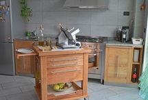 Design / Carrelli attrezzati cucina