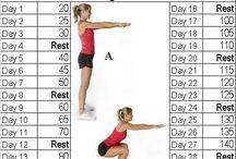 Rutina fitness #fitness / Ejercicios más completos en pocos minutos, grandes resultados.