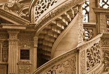 STAIRCASES! / by cindi Bennett