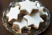 Weihnachtsbäckerei / Backrezepte für die Adventszeit und Weihnachten