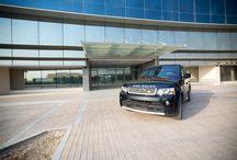 MSPV ARMOURED Range Rover Sport / Range Rover Sport