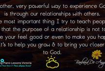 Love, Compassion, Empathy, Kindness, Spirituality, God, Universe, Divine Source, a Higher Power / Love, Compassion, Empathy, Kindness, Spirituality, God, Universe, Divine Source, a Higher Power