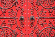 doors / by Annie Hammer