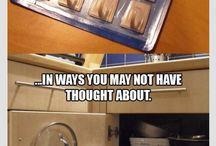 хитрости для кухни