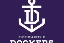 Fremantle dockers! / Best footy team ever  Love them so much! Always winners in my heart!