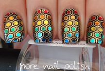 Fun for All Nails: Glitters