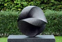 Stone Sculpture / Sculpture in stone / by Alan Paulson