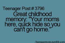 Childhood / Memories from when i was little. / by Emma Filipkowski