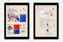 web/device layout
