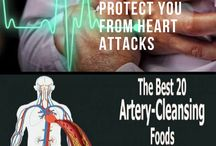 arteries unclog