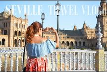 Seville Travel Vlog