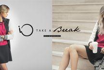 #TAKEABREAK // Fall Winter 2015 / Nuestra nueva temporada Otoño-Invierno 2015.