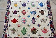 Quilts-Tea Time / by Sherrie Beaver
