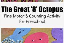 Preschool Math Ideas