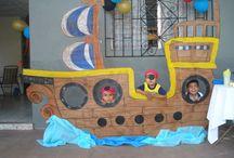 Fiesta pirata / Fiesta pirata