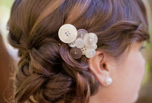 Hair button Accesories / Button On