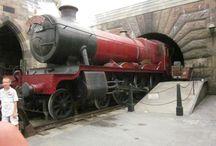 Harry Potter / Universal Studios, Floride