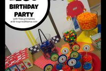 Kid bday party ideas / by Heather Miller