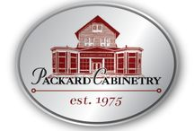 North Carolina / Cabinetry available from the North Carolina location for Packard Cabinetry.