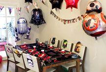 Starwars Party Kit