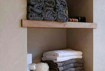 Koupelny a prádelny