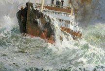 Harry Hudson Rodmell - Artist