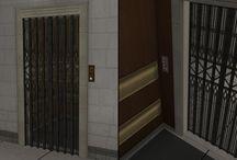 Build - Stairs & Elevators