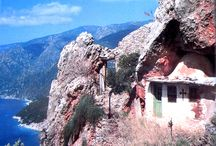 Mount Athos,Chalkidiki / by Vasilis Taxopoulos